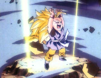 Kid martial chi goku those chi and years