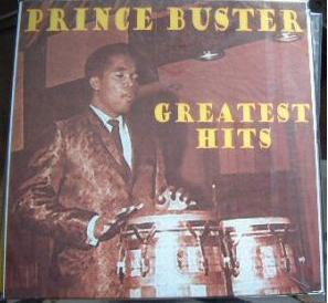 Prince Buster Albums