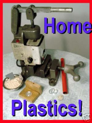 emco benchtop injection molding machine