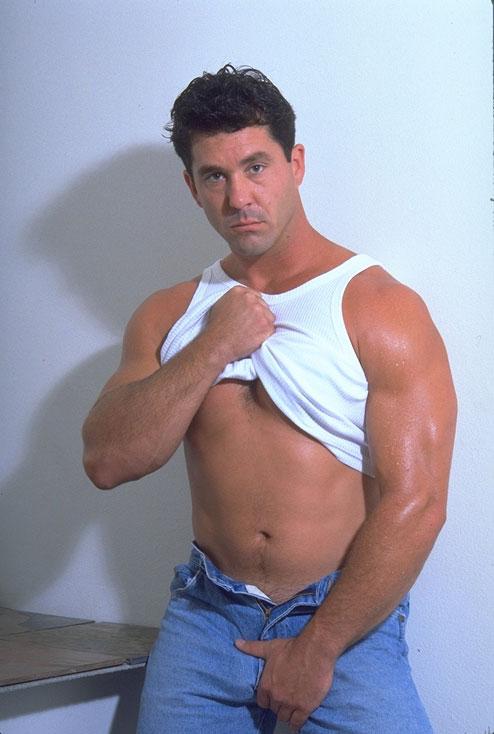 Rambo muscle cock straight stud
