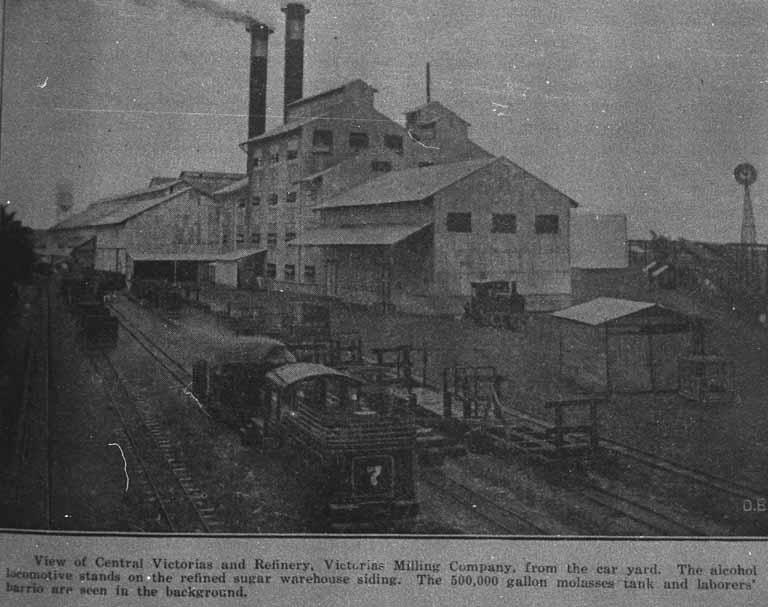 Victorias Milling Company, Inc.