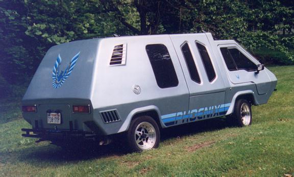 Phoenix II Space Van