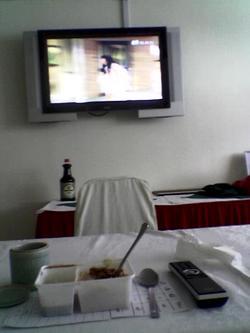 會議室~我們一起吃過飯的地方