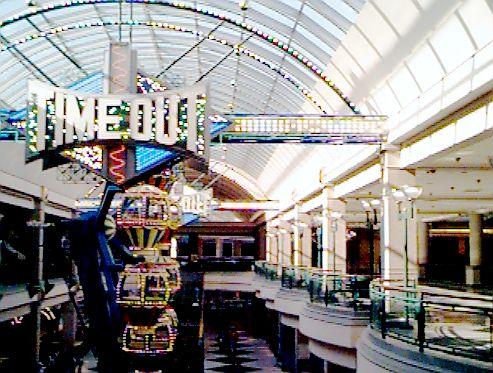 Northgate Mall Cincinnati Food Court