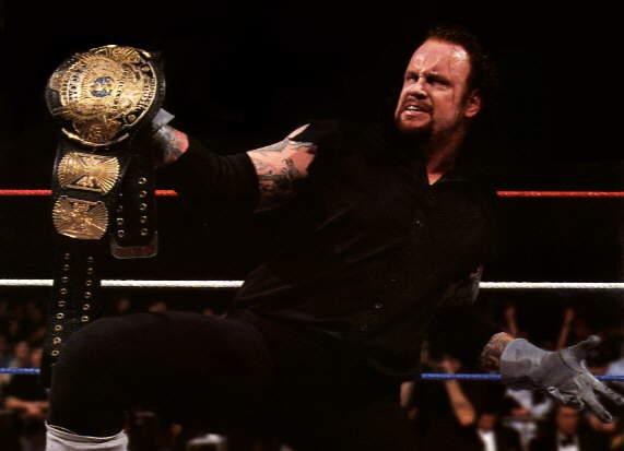 Resultado de imagem para the undertaker wwf champion 1991