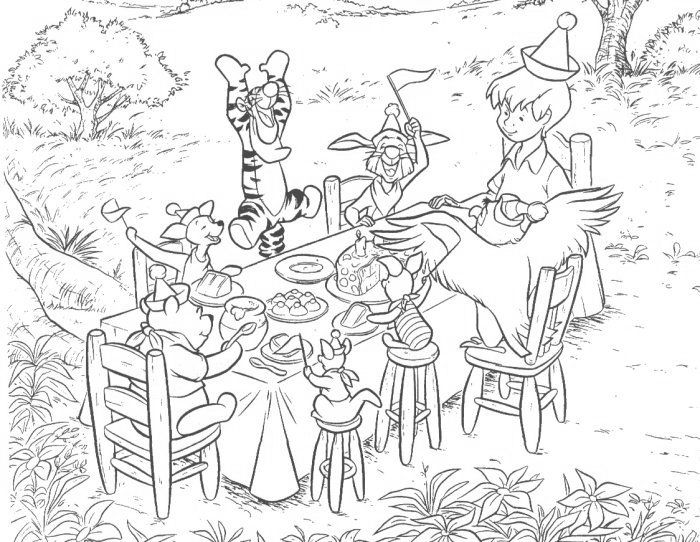 Ruthys 100 Acre Wood