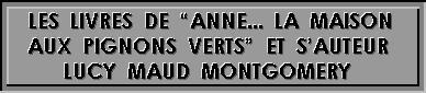 Megan follows protagonista de ana de las tejas verdes for Anne et la maison aux pignons verts livre