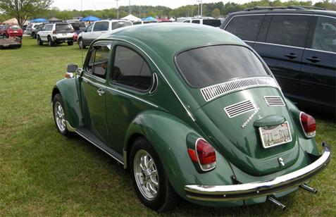 VW Volkswagen Love-in