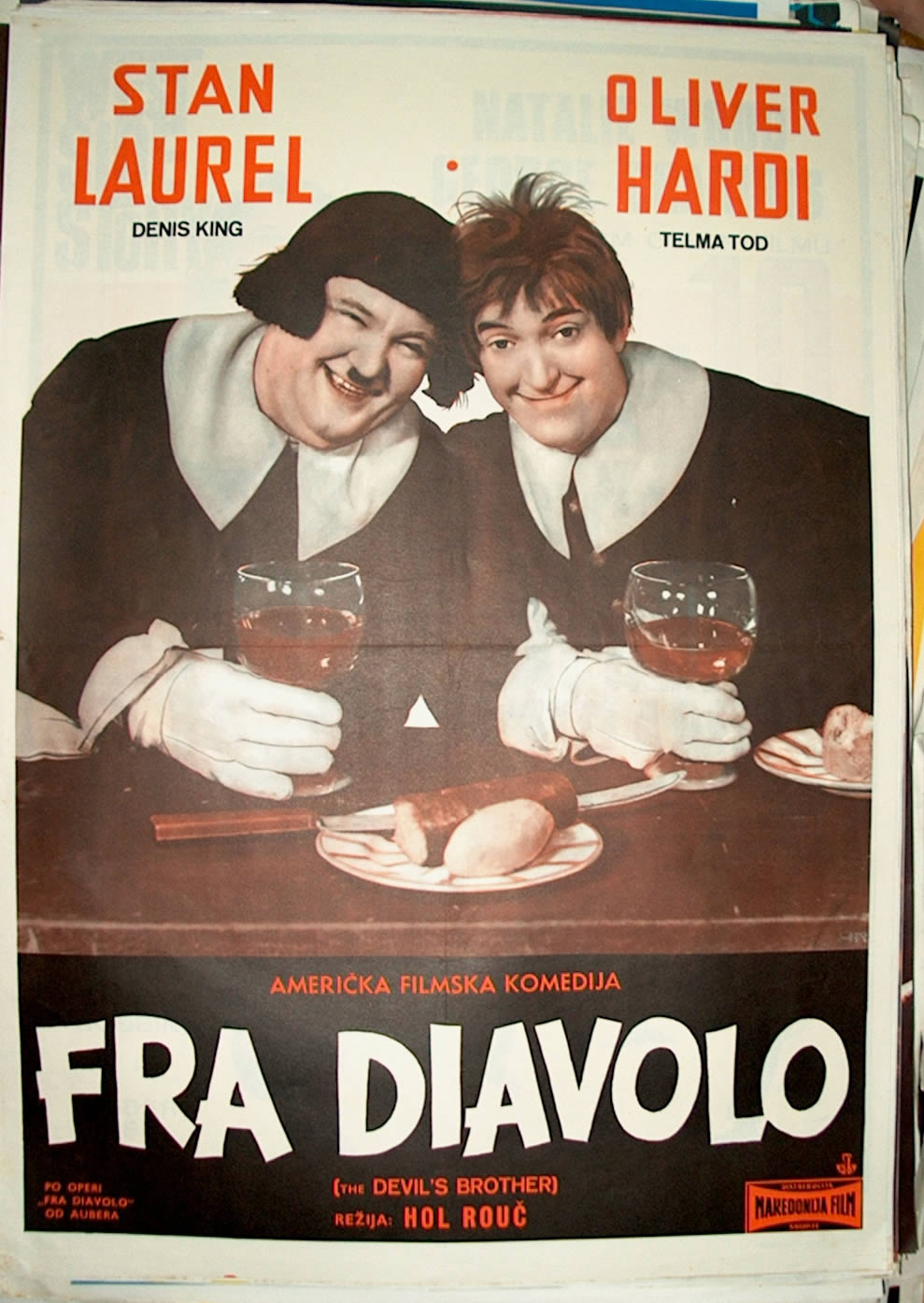 Fra Diavolo Nothing But Trouble Bobo And Little Devil