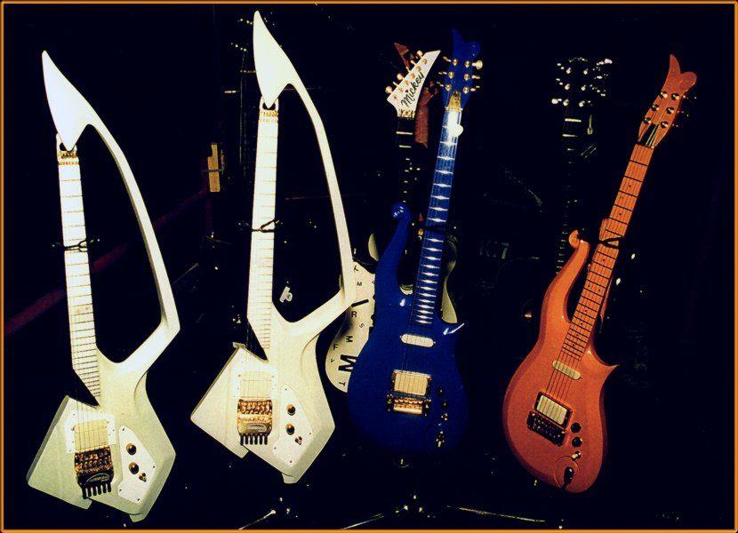 Model 'C' Guitar