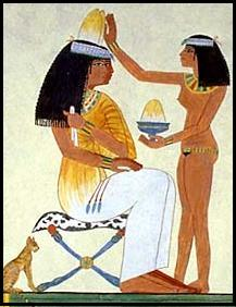 Matchless egyptiska kvinnor nakna