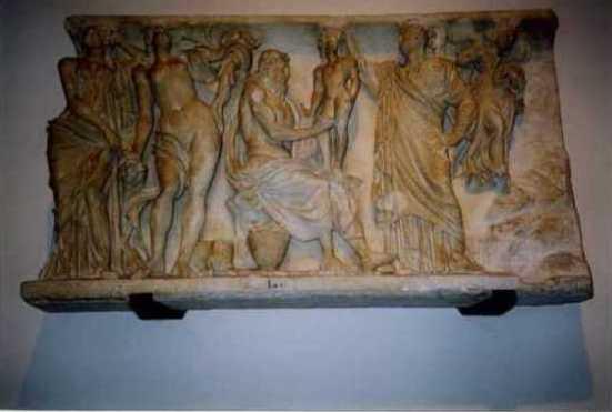 Prometheus Creating Man Il settimo: il giorno ...