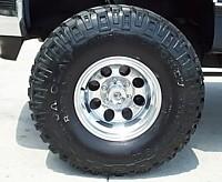Mickeys on Dodge Dakota Straight Axle Conversion