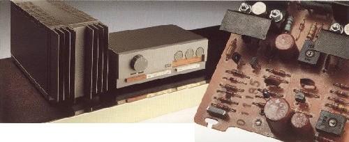 Quad ESL63 electrostatic speaker service diagnose repair schematic