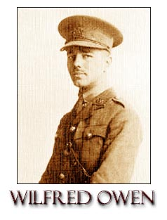 wilfred owen disabled convey pity of war Disabled - wilfred owen wilfred edward owen was an english poet, a soldier and one of the leading poet during the period of world war i with his first hand experience of war he could create a shocking realistic picture at war front in his poetry.