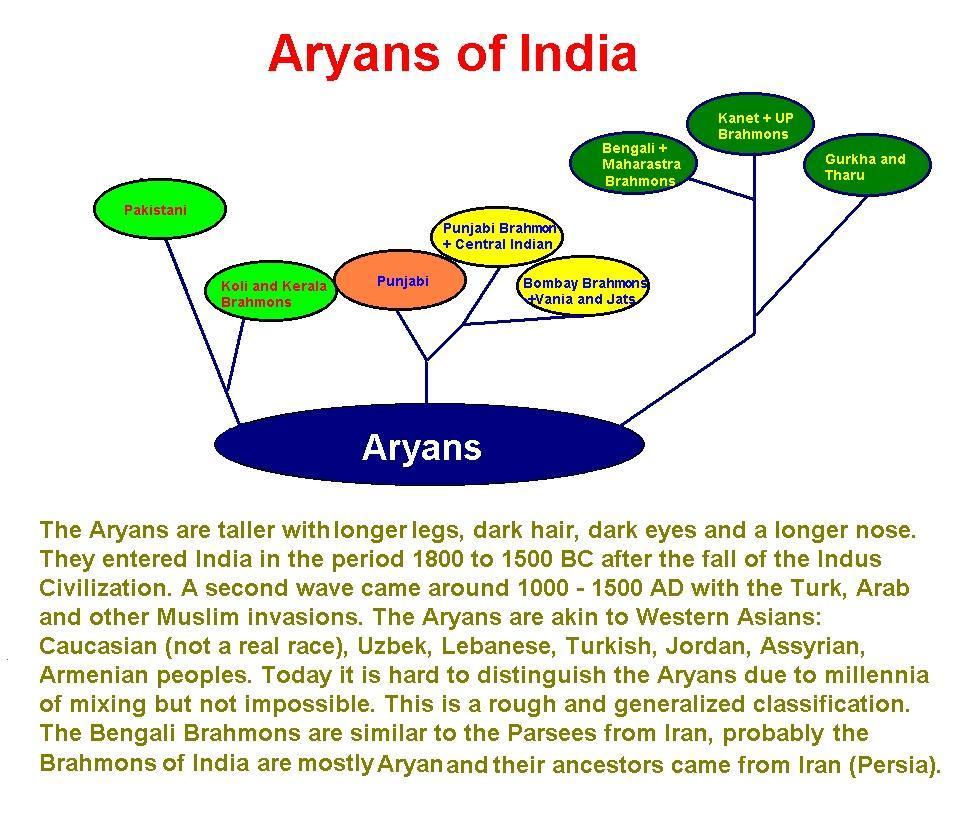 aryan race in india