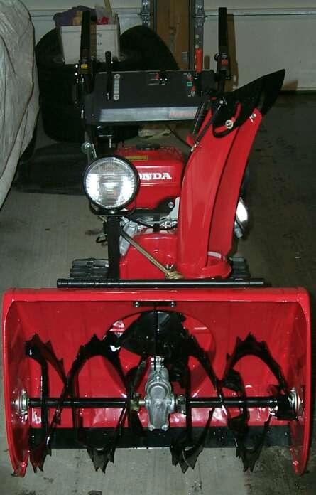 Honda HS928TC