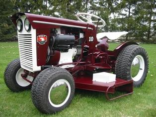 Other Model Tractors