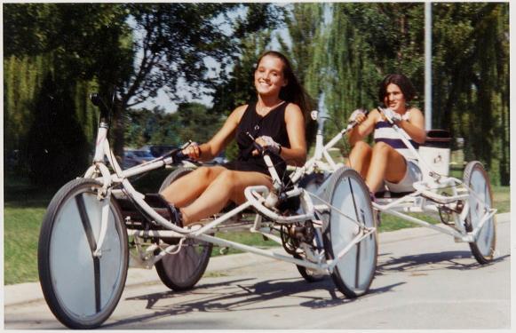 Unique Land Rowers