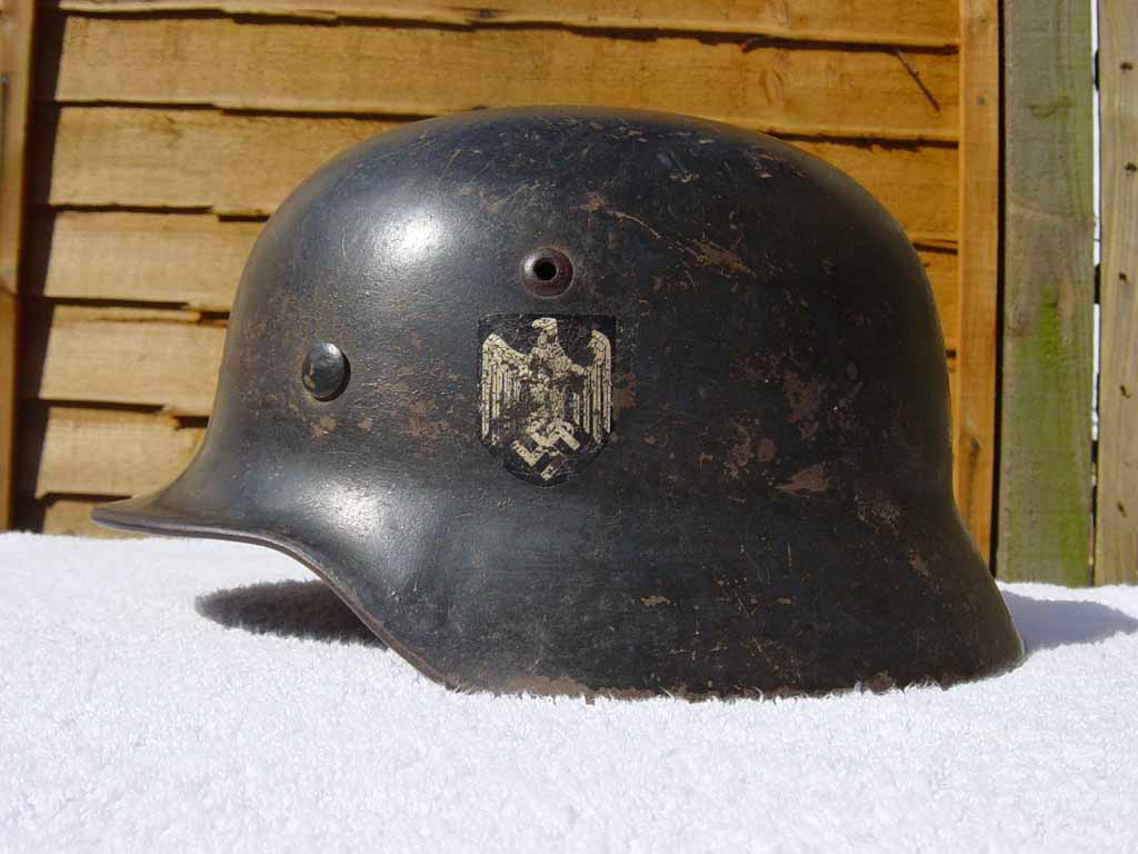 Sell Your German Helmet & Items