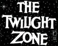 The twilight zone is the name of a television series created and often