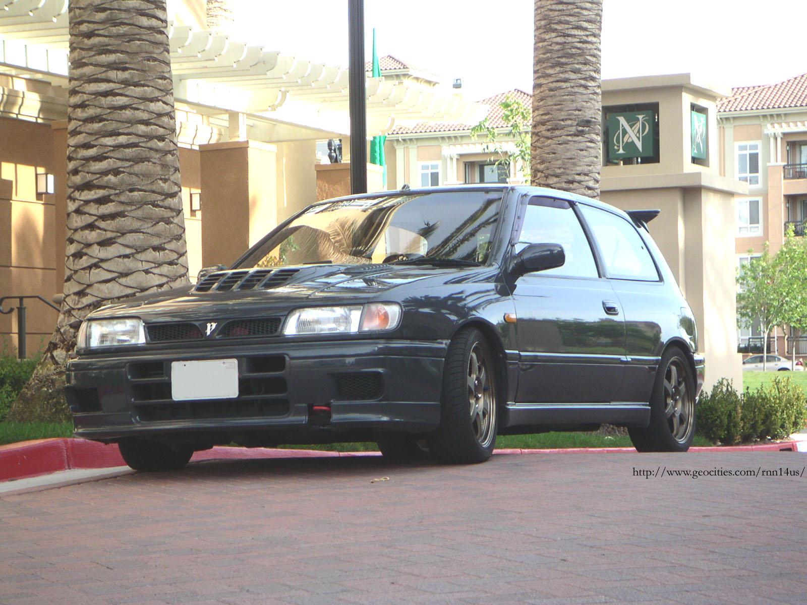 My Pulsar GTiR.