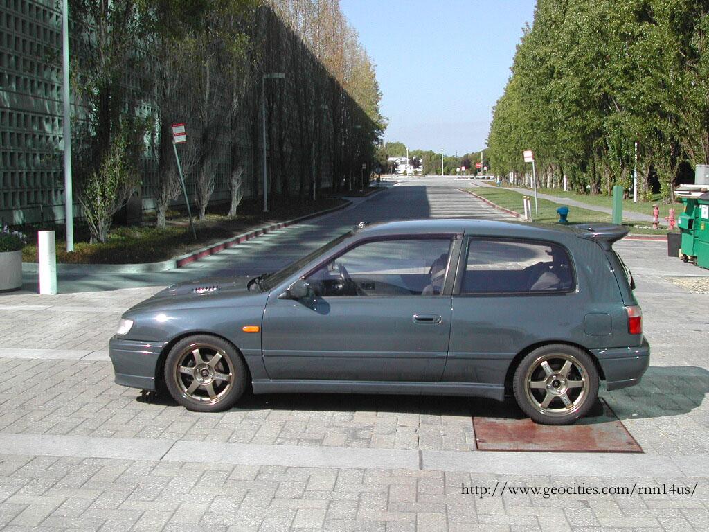 Nissan Pulsar GTi-R - RNN14