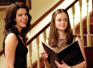 when do luke and lorelai start dating Luke, lorelai and rory in 'gilmore girls: to the very first episode that lorelai and luke start their romantic when they started dating.