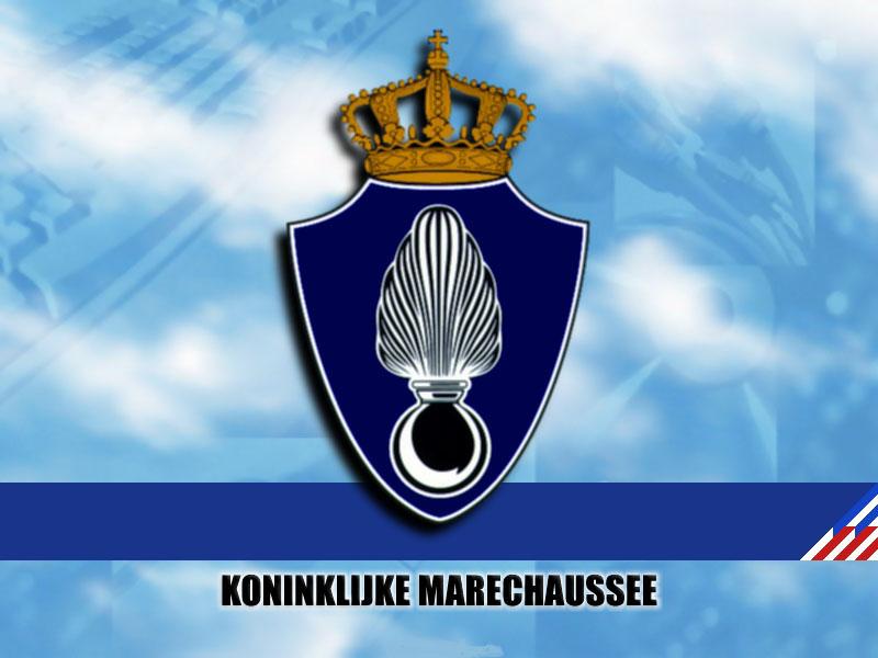 Logo Koninklijke Marechaussee