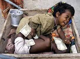 Resultado de imagem para fome infantil