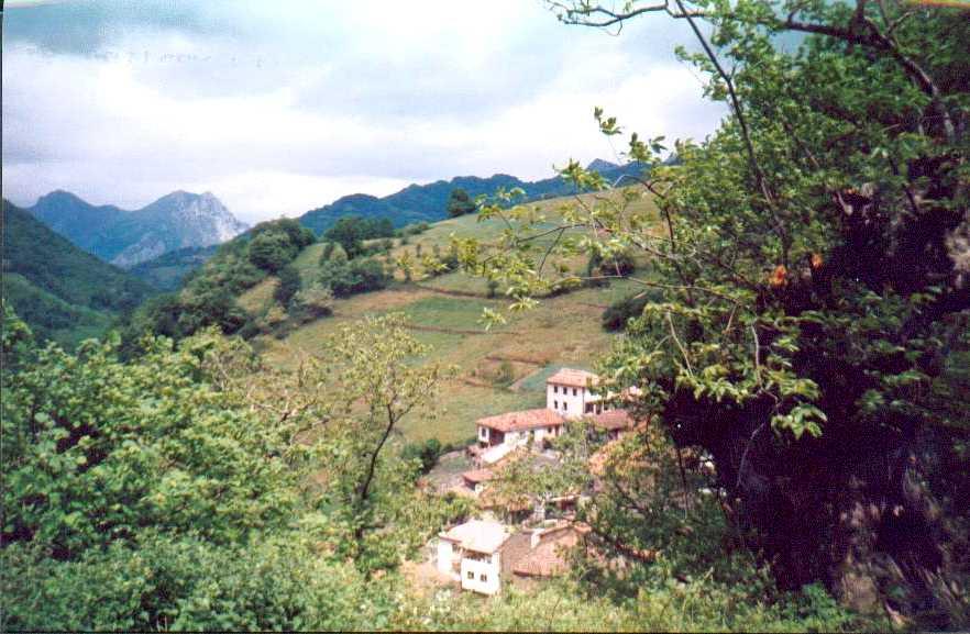 Vista parcial de Villar