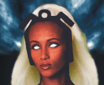 Image result for Iman as storm
