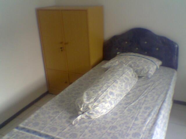 Kamar kosong, ukuran 5.0 m x 3.0 m