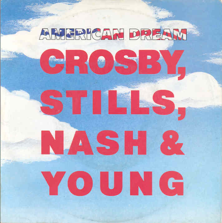 Crosby Stills Nash Woodstock 1971: Crosby, Stills, Nash & Young Singles In Don's Colletion