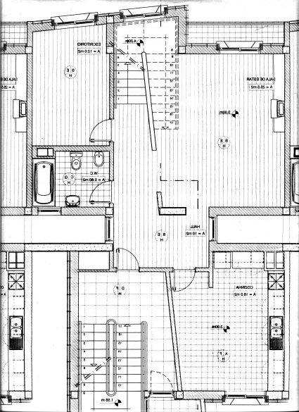 Piso1 - Você realmente sabe como utilizar escalas na arquitetura?