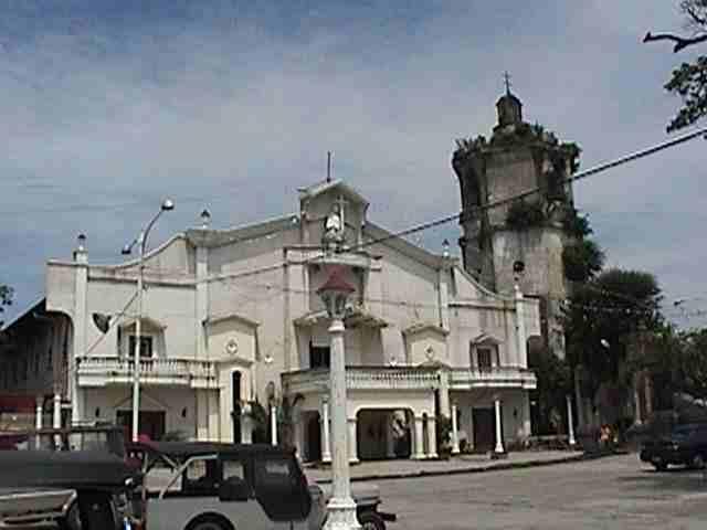 Sagipin Ang Kampanaryo Ng San Diego De Alcala