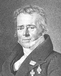 Hans Christian Oersted (1777 - 1851)