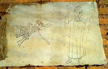 wie die ersten christen lebten