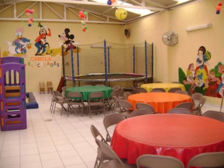 Salones de fiestas infantiles en azcapotzalco economicos for Salones economicos