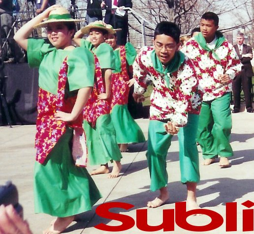 Batangas folk dance