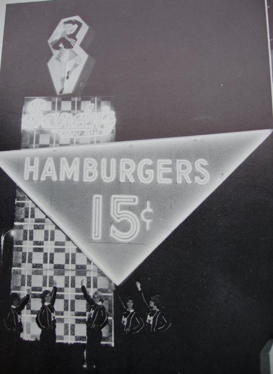 Sandy S Moline Illinois Hamburgers Drive In Sandys 1960s