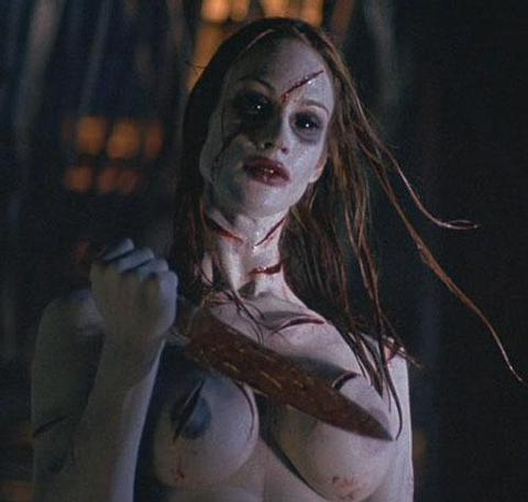 Hottest scifi tits nude