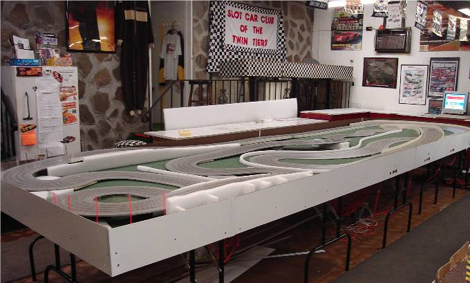 Slot Mods Slot Car Tracks The Kind You Used To Dream About as well Slot Car Race Track Layouts besides Landscaping as well Slotmods Slot Car Racing also Slot mods 16. on landscaped slot car track