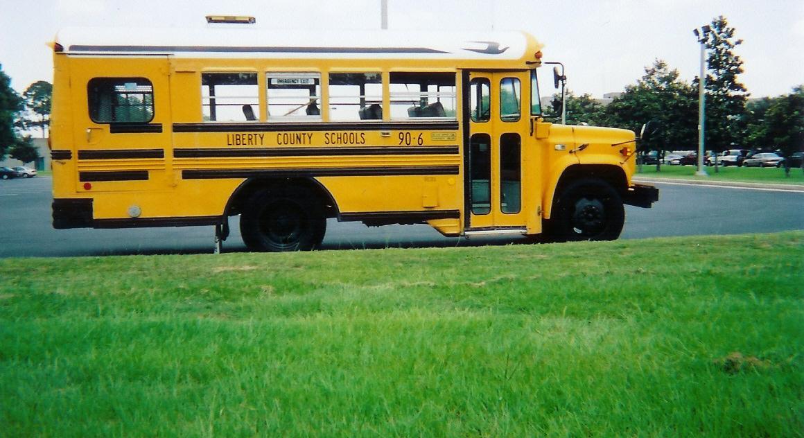 Blue Bird Bus >> 1990 Blue Bird GMC CV200 Conventional