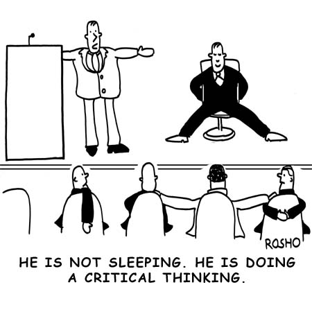 critical thinking business He reveals how to define the problem you're trying to solve and then provides a number of critical thinking tools, such as blowing up the business, asking the 5 whys, asking the 7 so whats, using.