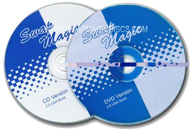 Swap Magic e Slide Card
