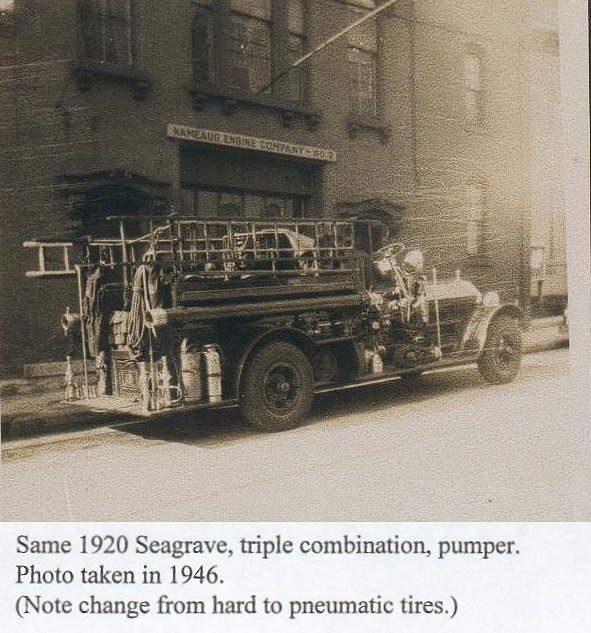 Seagrave Fire Apparatus >> Seagrave Chain-Drive Fire Engines