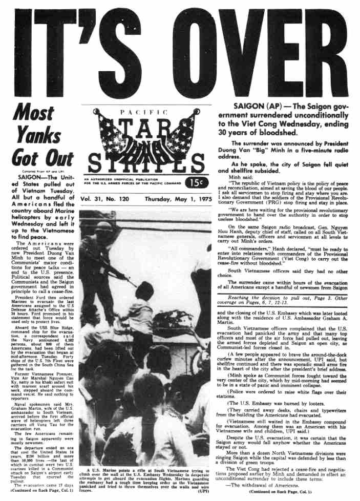 Vietnam War It Aint Over Violations To Peace Agreement