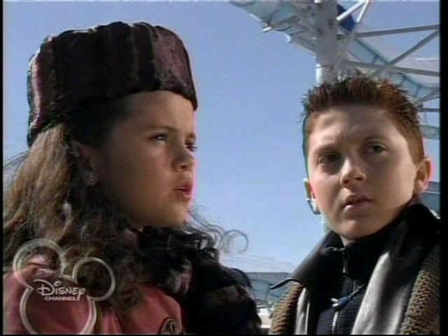 Selena gomez as the waterpark girl