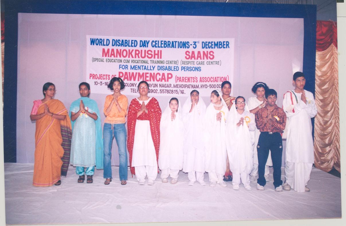 P A W M E N C A P - - Parents Association for the Welfare of